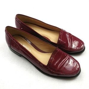 Via Spiga Slip On Loafers Size 7 Medium